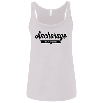 Anchorage Women's Tank Top - The Nation Clothing