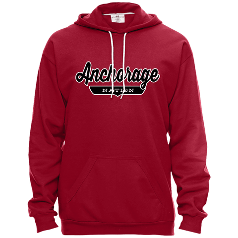 Anchorage Hoodie - The Nation Clothing