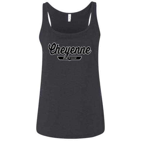 Cheyenne Women's Tank Top - The Nation Clothing