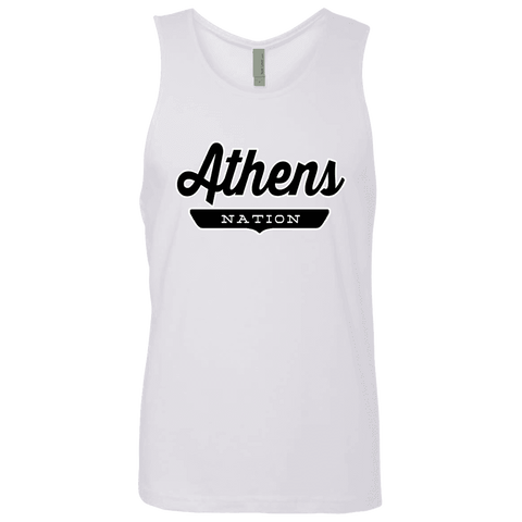 Athens Tank Top - The Nation Clothing