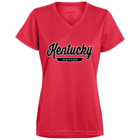Kentucky Women's T-shirt - The Nation Clothing