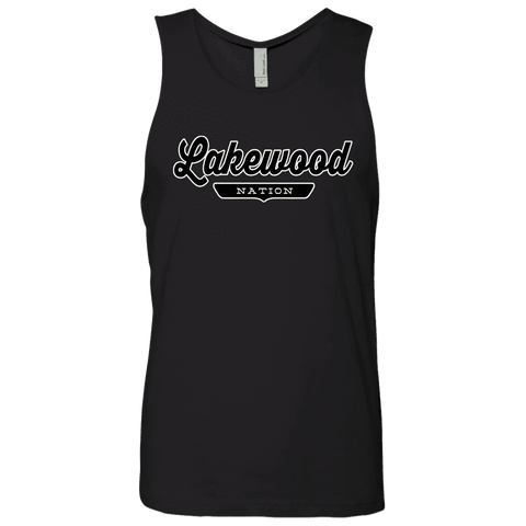Lakewood Tank Top - The Nation Clothing