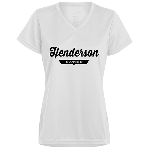 Henderson Women's T-shirt - The Nation Clothing