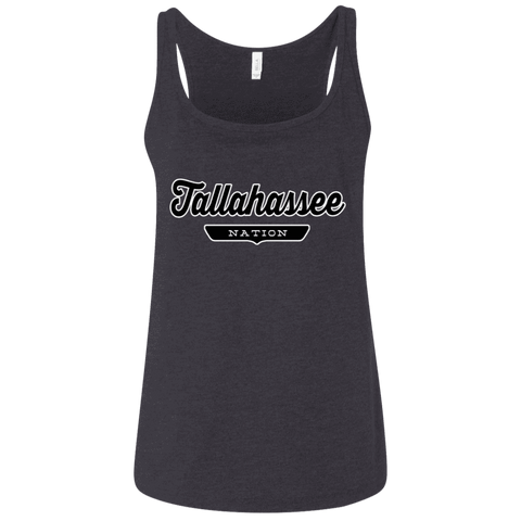 Tallahassee Women's Tank Top - The Nation Clothing