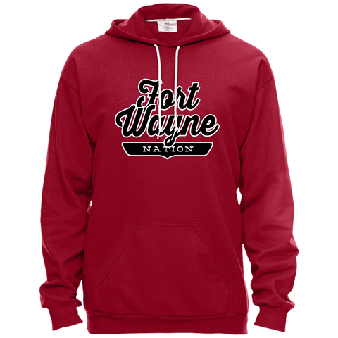 Fort Wayne Hoodie - The Nation Clothing