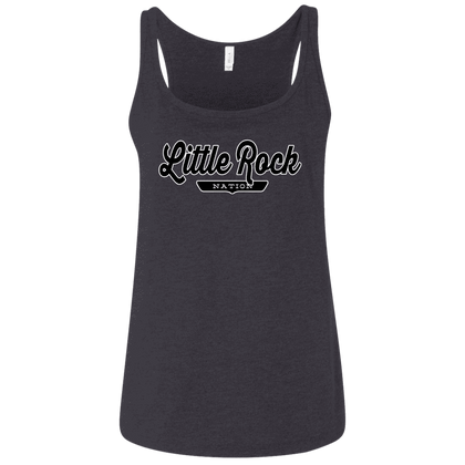 Little Rock Women's Tank Top - The Nation Clothing