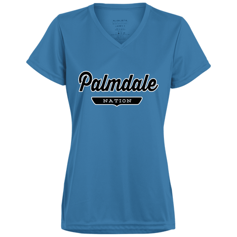 Palmdale Women's T-shirt - The Nation Clothing
