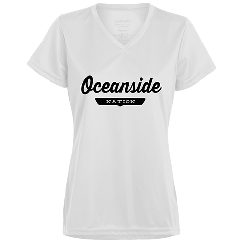 Oceanside Women's T-shirt - The Nation Clothing