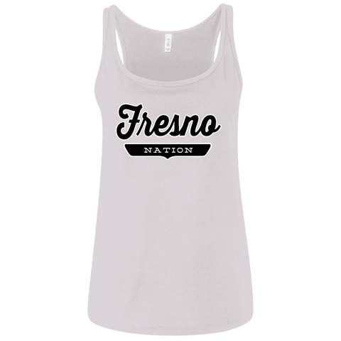 Fresno Women's Tank Top - The Nation Clothing