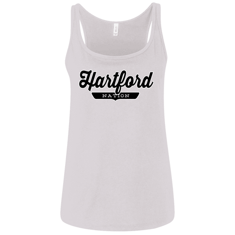 Hartford Women's Tank Top - The Nation Clothing