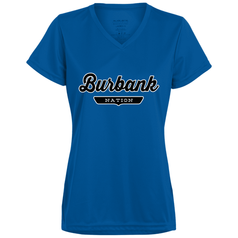 Burbank Women's T-shirt - The Nation Clothing
