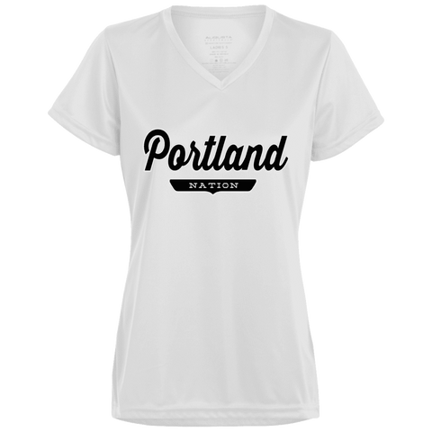 Portland Women's T-shirt - The Nation Clothing