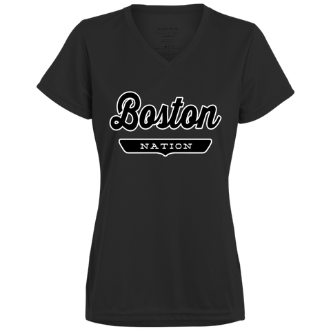 Boston Women's T-shirt - The Nation Clothing