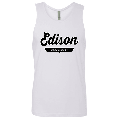 Edison Tank Top - The Nation Clothing