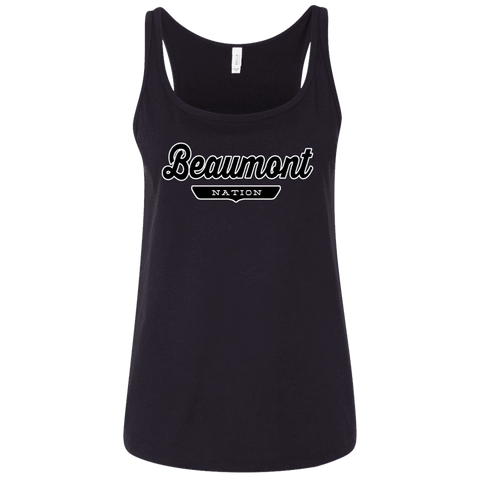 Beaumont Women's Tank Top - The Nation Clothing