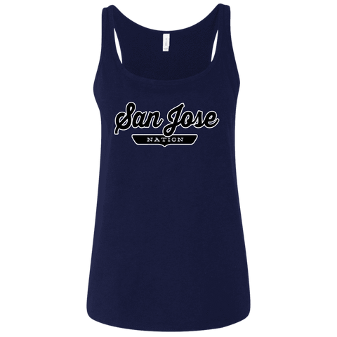 San Jose Women's Tank Top - The Nation Clothing