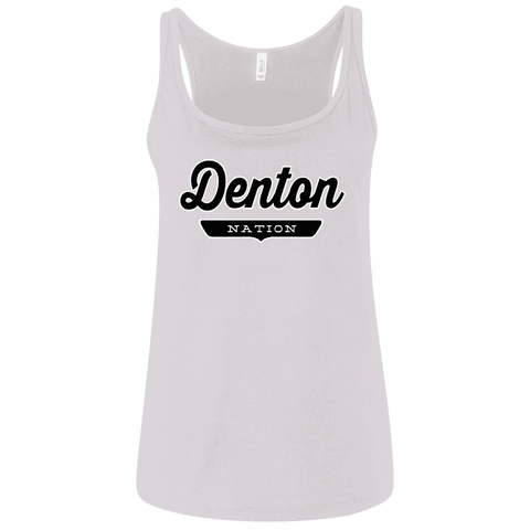 Denton Women's Tank Top - The Nation Clothing