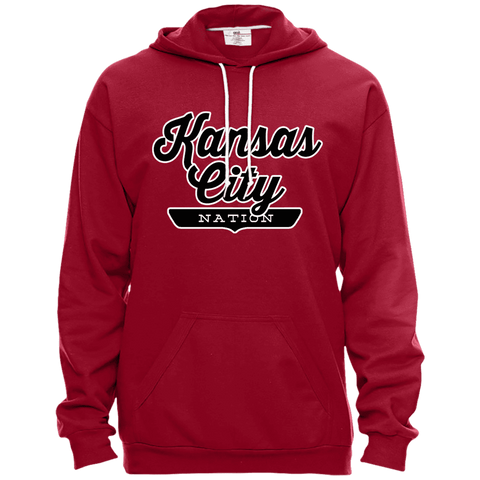 Kansas City Hoodie - The Nation Clothing