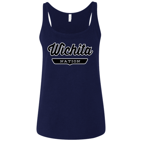 Wichita Women's Tank Top - The Nation Clothing
