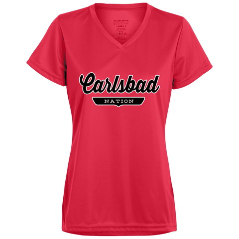 Carlsbad Women's T-shirt - The Nation Clothing