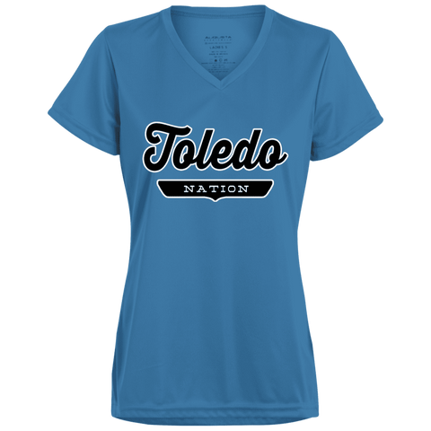 Toledo Women's T-shirt - The Nation Clothing