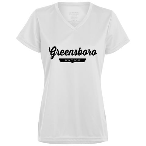 Greensboro Women's T-shirt - The Nation Clothing