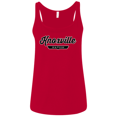 Knoxville Women's Tank Top - The Nation Clothing