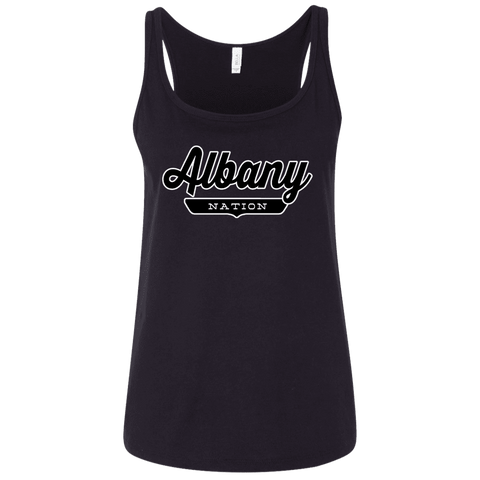 Albany Women's Tank Top - The Nation Clothing