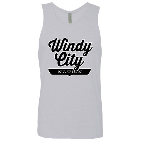 Windy City Nation Tank Top - The Nation Clothing