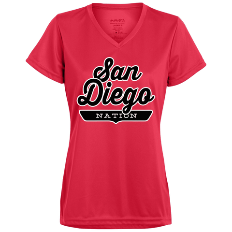 San Diego Women's T-shirt - The Nation Clothing