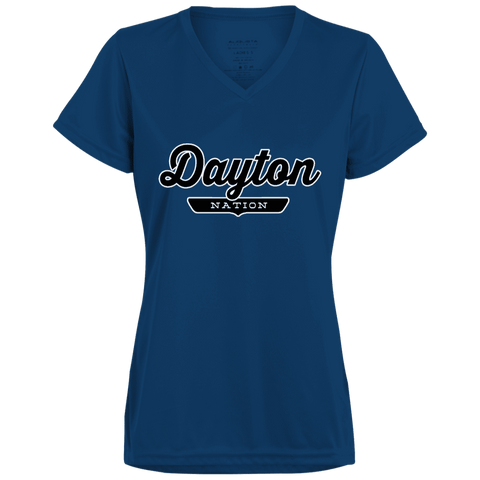 Dayton Women's T-shirt - The Nation Clothing