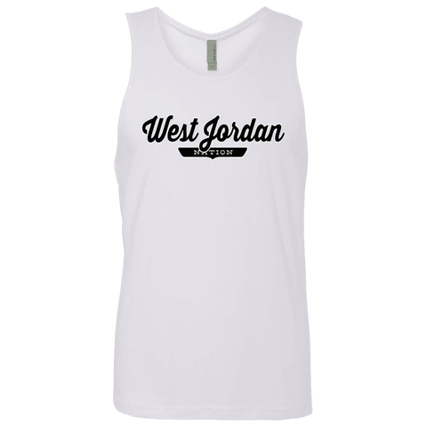 West Jordan Tank Top - The Nation Clothing