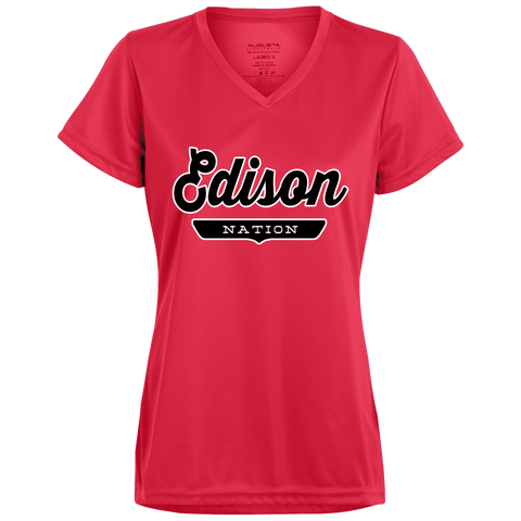 Edison Women's T-shirt - The Nation Clothing