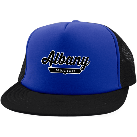 Albany Trucker Hat with Snapback - The Nation Clothing