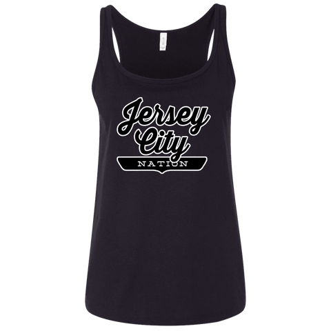 Jersey City Women's Tank Top - The Nation Clothing