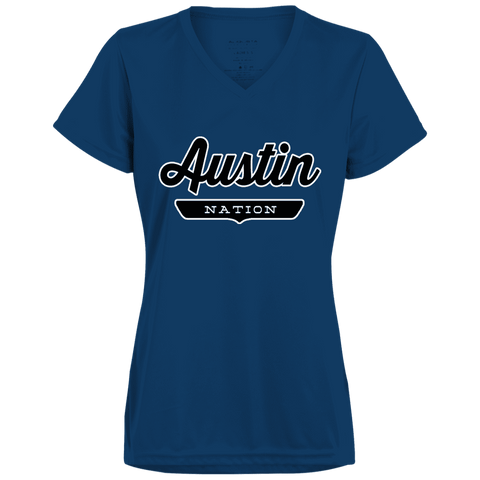 Austin Women's T-shirt - The Nation Clothing