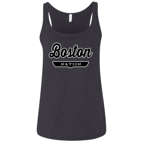 Boston Women's Tank Top - The Nation Clothing