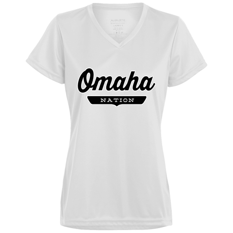 Omaha Women's T-shirt - The Nation Clothing