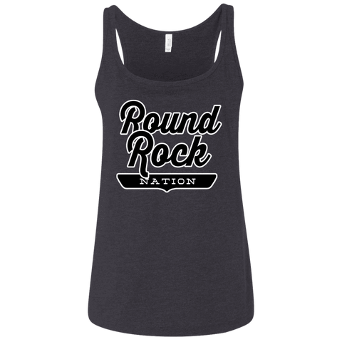 Round Rock Women's Tank Top - The Nation Clothing