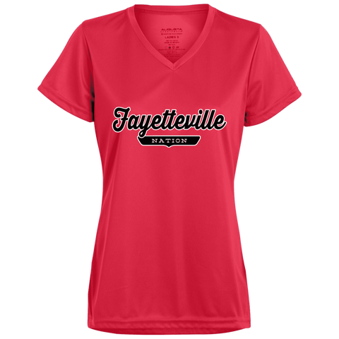 Fayetteville Women's T-shirt - The Nation Clothing