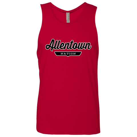 Allentown Tank Top - The Nation Clothing