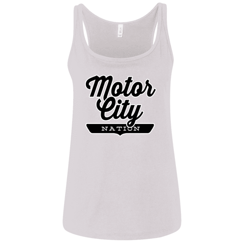 Motor City Women's Tank Top - The Nation Clothing