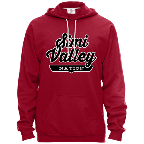 Simi Valley Hoodie - The Nation Clothing