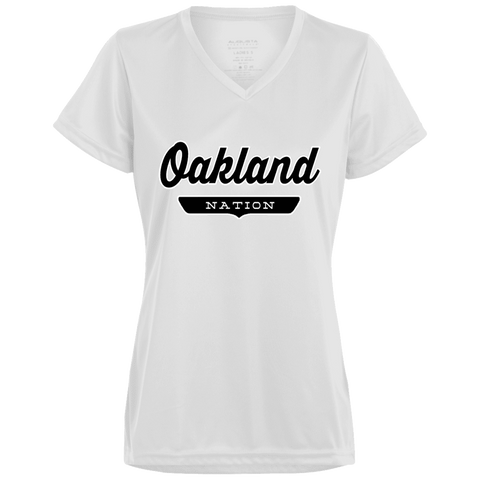 Oakland Women's T-shirt - The Nation Clothing