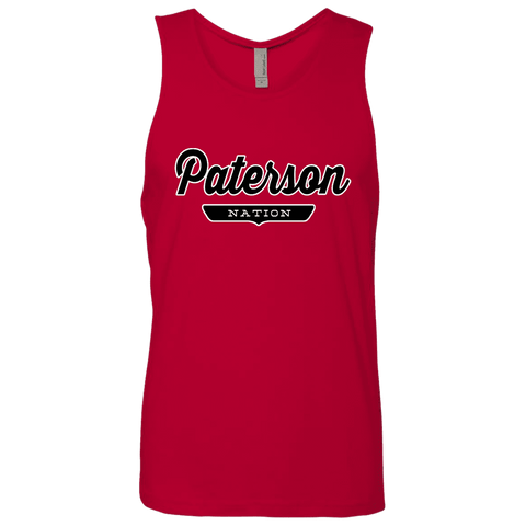 Paterson Tank Top - The Nation Clothing
