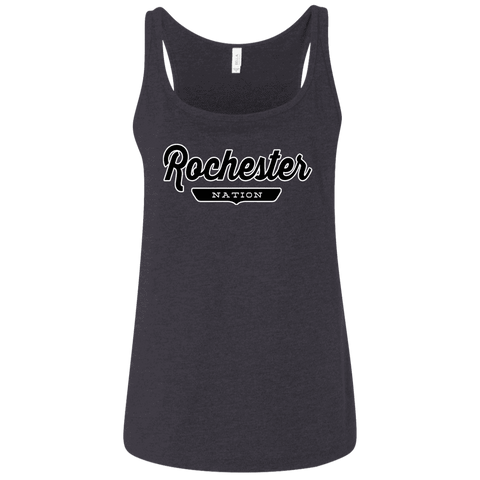 Rochester Women's Tank Top - The Nation Clothing