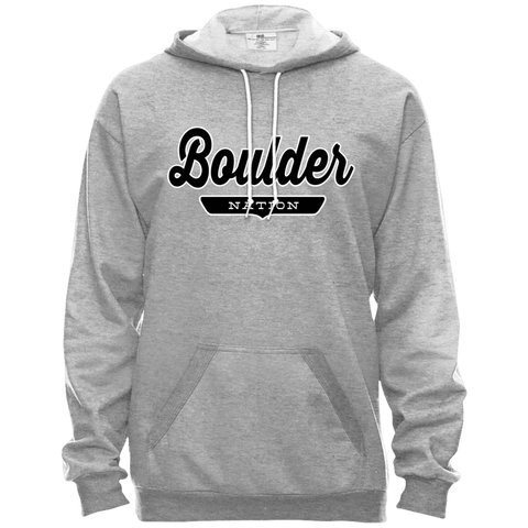 Boulder Hoodie - The Nation Clothing
