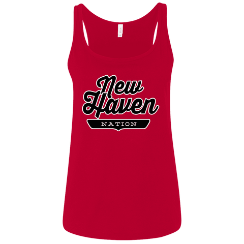New Haven Women's Tank Top - The Nation Clothing