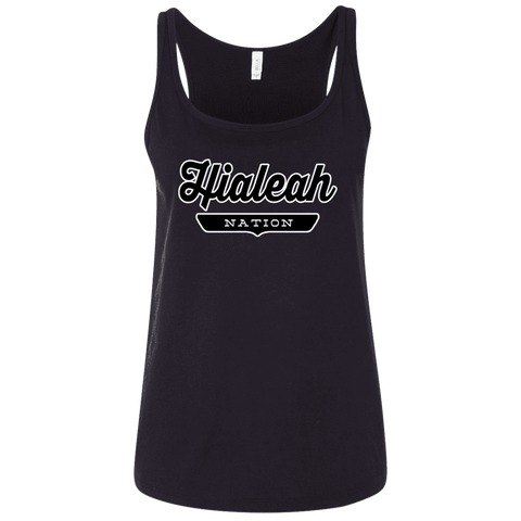 Hialeah Women's Tank Top - The Nation Clothing