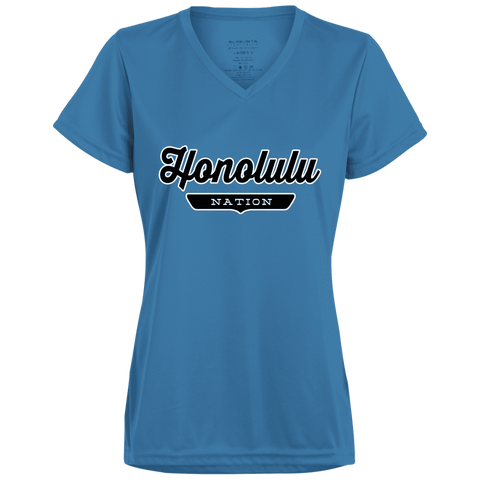 Honolulu Women's T-shirt - The Nation Clothing